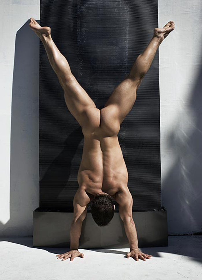 Naked irish boys hand stand