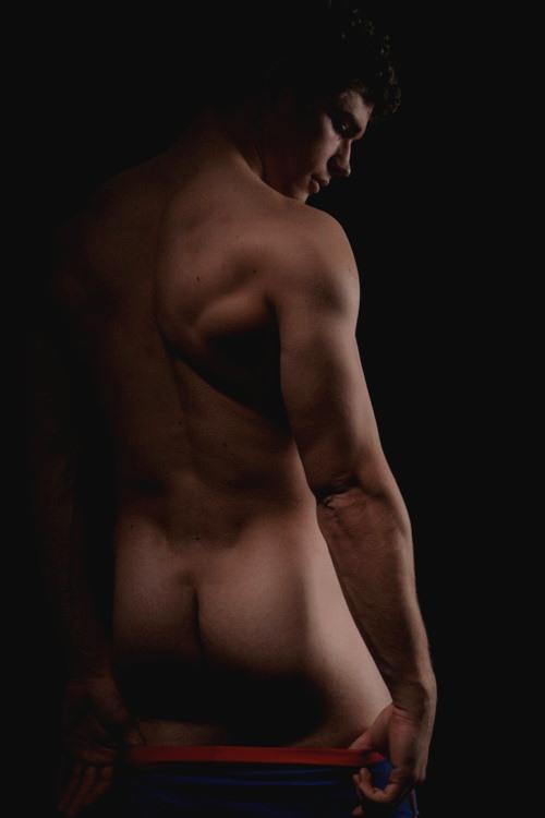 dark back sexy nice ass