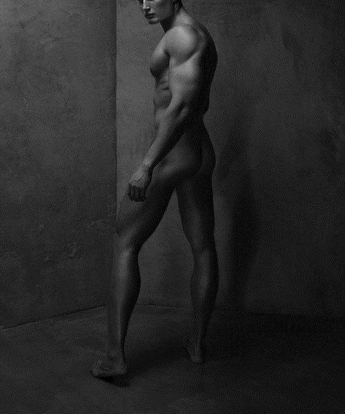 sexy nude b&w