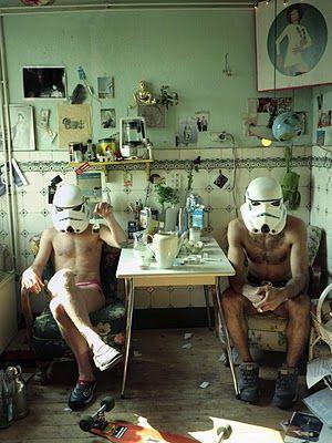 nude storm troopers