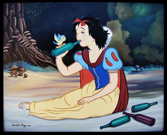 snow white drink