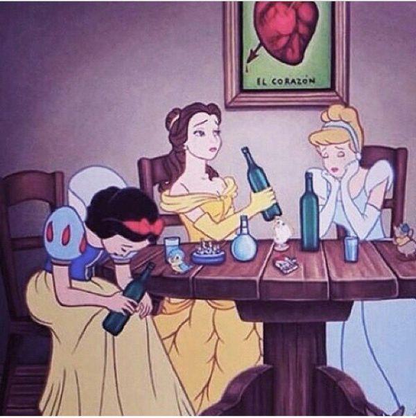 Drunk-Princess