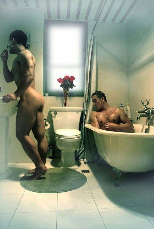 getting ready bath shower pretty