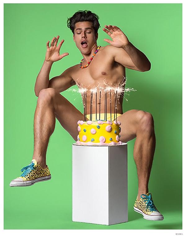 brian-jamie- birthday cake