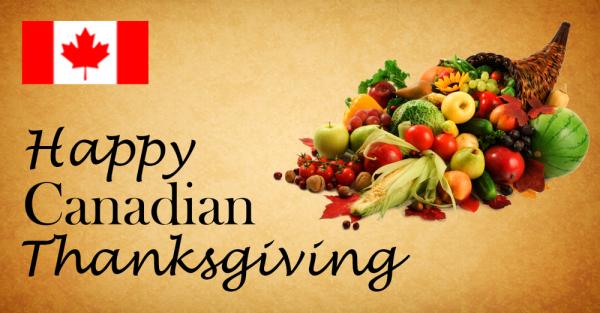 canda thanksgiving