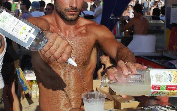 bartender man