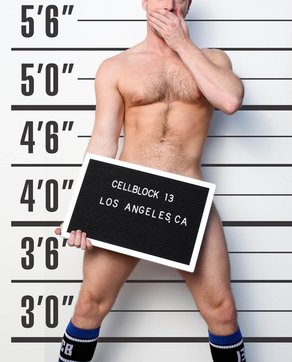 l.a. cellblock