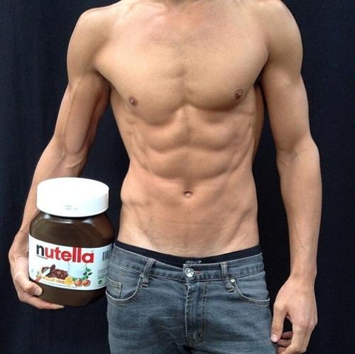 sexy nutella