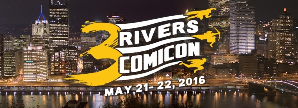 3 rivers comic con