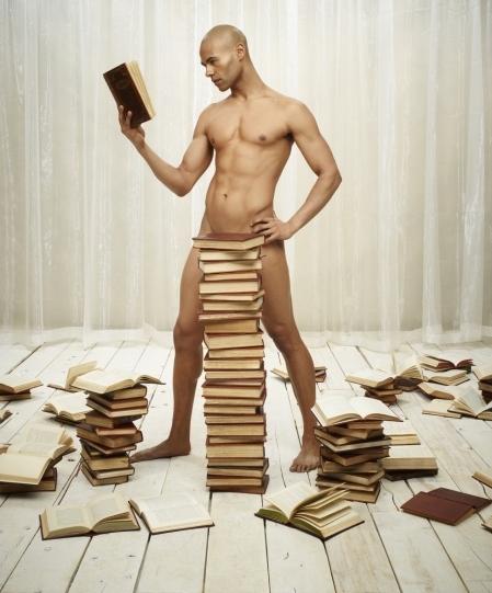 Robb-Sherman books reading sexy