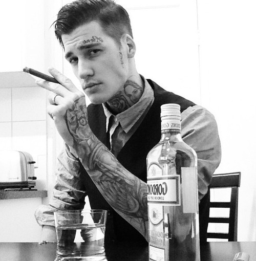 champ-tattoo-vodka-cigar
