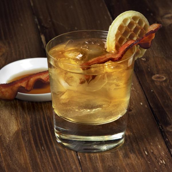 whiskey-breakfast